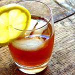 Полезные свойства чайного гриба_ в стакане