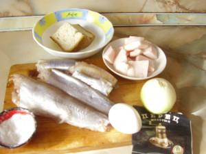 Как сделать рыбные котлеты_продукты