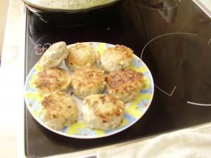 Как сделать рыбные котлеты_готовое блюдо
