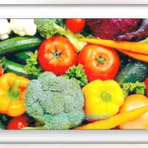 _полезные свойства овощей