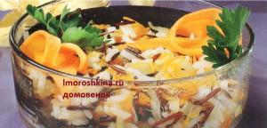 _китайский салат из моркови