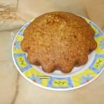 Рецепт апельсинового кекса_готовый