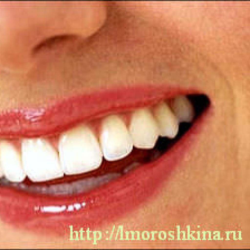 Как укрепить десны зубов в домашних условиях? - Асепта 55
