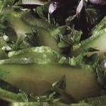 _салат из огурцов и маслин