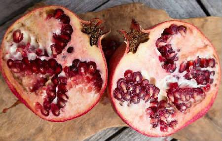 Гранат фрукт полезные свойства_косточки