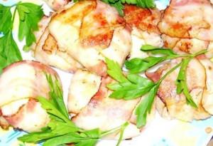 Простые блюда из картофеля_ по внгерски