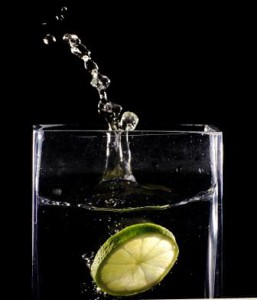 Чем полезен лимон_стакан