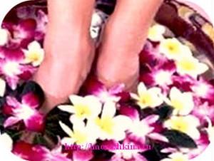 Уход за ногами_ванночки