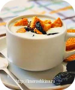 Чернослив для похудения_рецепт с кефиром