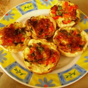 Кабачки с сыром_готовое блюдо