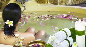 Омоложение организма в домашних условиях_ванна