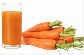 Овощные соки_из моркови