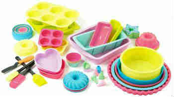 Силиконовая посуда_как выглядит