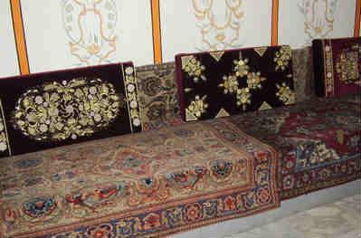 Ханский дворец в Бахчисарае_зал дивана