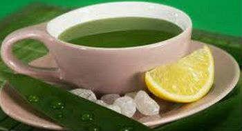 Полезные свойства зеленого чая_чашка с чаем