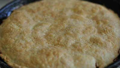 Легкие яблочные пироги_быстрого приготовления
