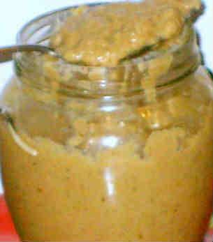 Рецепты домашней горчицы_с яблоками