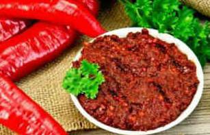Вкусные блюда из свеклы_аджика