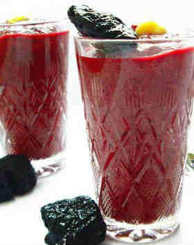 Вкусные блюда из свеклы_вино