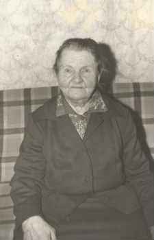 История многодетной семьи_моя бабушка