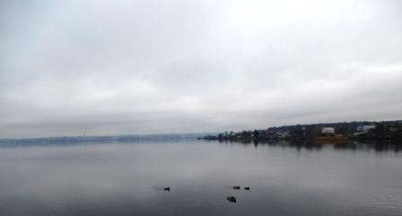 Сретенский храм, Онежское озеро