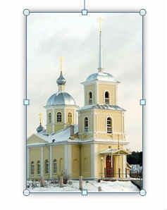 Сретенский храм, вид