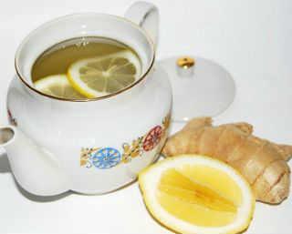 Лечение гриппа натуральными средствами_чай