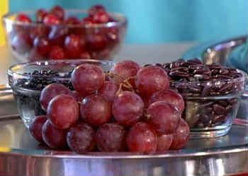 Питание для мозга_виноград