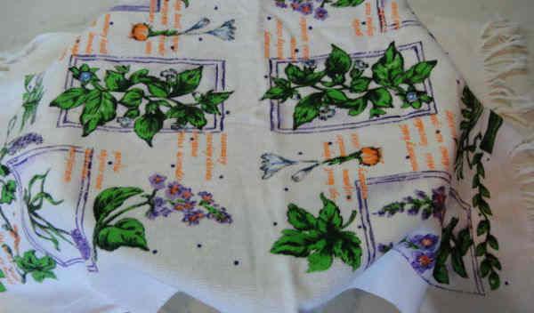 Рецепт пасхального кулича с фото_тесто накрытое полотенцем