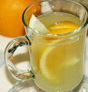 Как приготовить вкусную воду_цитрусовую