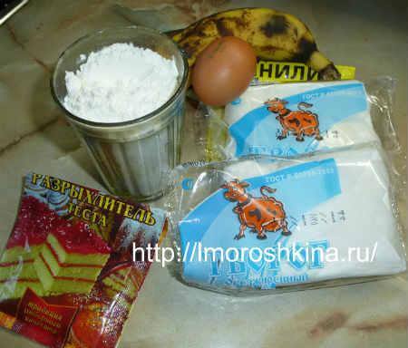Рецепт сырников с бананом и творогом с фото