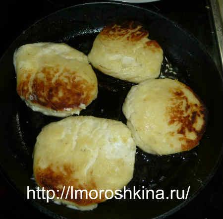 пошаговый рецепт с фото приготовления сырников из творога с