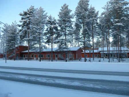 Йоэнсуу Финляндия