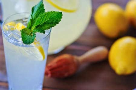Домашний лимонад,рецепты