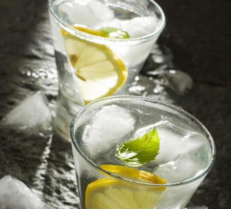 Домашний лимонад, приготовление