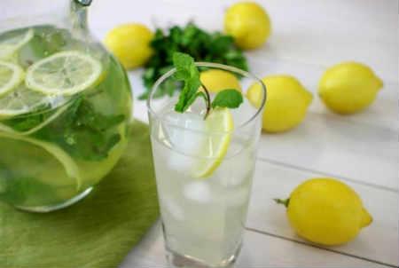 Лимонад в домашних условиях-рецепты