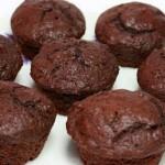 Маффины с какао-готовое блюдо