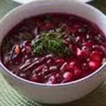 Рецепт классической ботвиньи_готовое блюдо