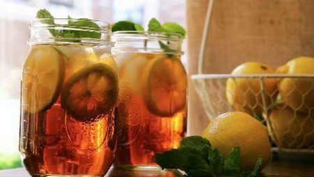 Как сделать холодный чай в домашних условиях_лучшие рецепты