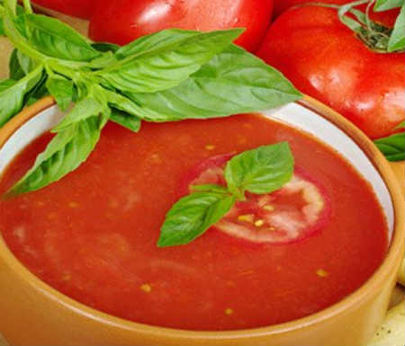 Суп таратор_томатный
