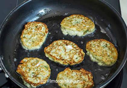 Котлеты из кабачков рецепты с фото пошагово