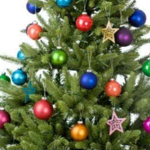 Как выбрать новогоднюю елку_игрушки