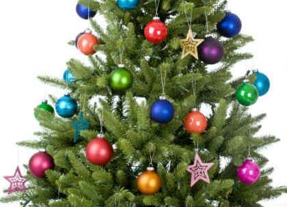 Как выбрать новогоднюю елку_ игрушки