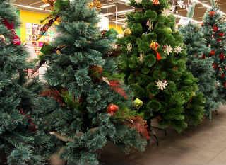 Как выбрать новогоднюю елку_искусственная елка