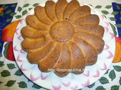 Лучший морковный пирог рецепт с фото_готовый