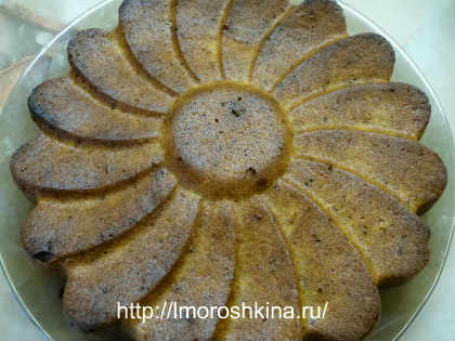 Морковный пирог рецепт простой_ вкусный