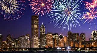 Традиция празднования Нового года_ в Америке