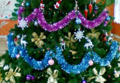 Традиция празднования Нового года_украшения елки