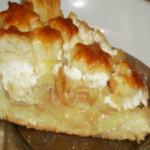 Пирог с луком и сыром_ как приготовить