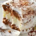 Сметанник рецепт классический простой_пирог